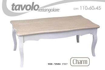 Stock Tavolo Legno Rettangolare Salone Ufficio 8025569729454 Elle Stock Srl Ellestock